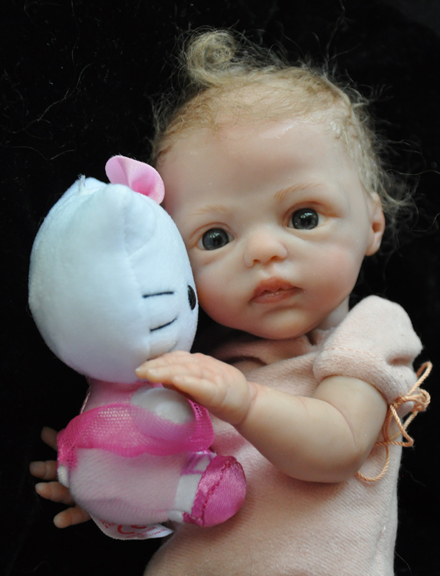 Marley Mini 8 Baby Doll Kit By Marita Winters For Reborn